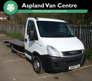 Iveco Daily 2.3TD 35S11 Transporter ELWB - Aspland Van Centre, Norwich - USED - 99,000 MILEAGE - MANUAL/AUTO TRANSMISSION - £7,995 + VAT