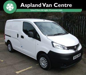 Nissan NV200 1.5DCi Acenta SWB - Aspland Van Centre, Norwich - USED - 26,000 MILEAGE - MANUAL TRANSMISSION - £7,995 + VAT