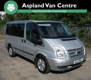 Ford Transit 2.2TDCi 9Str Tourneo 280 SWB - Aspland Van Centre
