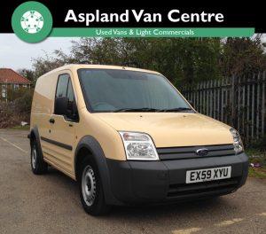 Ford Connect T200 1.8TDCi - Aspland Van Centre, Norwich - USED - 44,000 MILEAGE - MANUAL TRANSMISSION - £5,995 + VAT