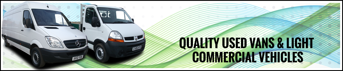 Quality used vans & light commercial vehicles - Aspland Van Centre, Alysham Road, Norwich