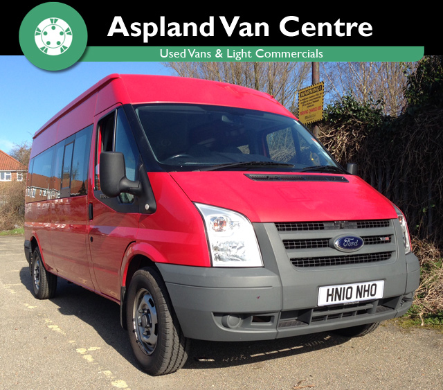 Ford Transit Connect 1.8TDCi T200 SWB - Aspland Van Centre, Norwich - USED - 59,000 MILEAGE - MANUAL TRANSMISSION - £8,995 + VAT