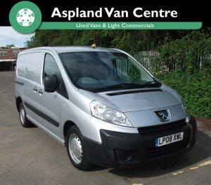 Peugeot Expert 2.0HDi 120 L1 H1 SWB - Aspland Van Centre, Norwich - USED - 58,000 MILEAGE - MANUAL TRANSMISSION - £5,495 + VAT
