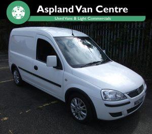 Vauxhall Combo 1.3CDTi 16v 1700 SE - Aspland Van Centre