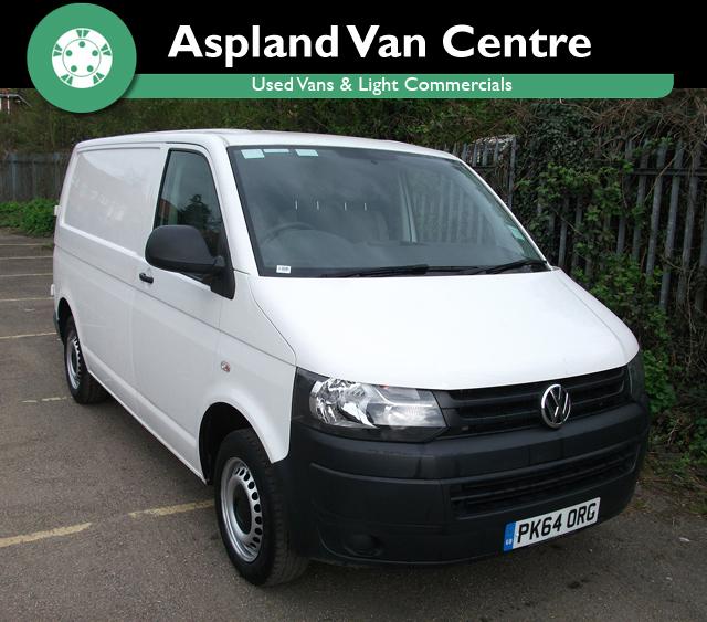 Volkswagen Transporter 2.0TDi T28 Startline SWB - Aspland Van Centre, Norwich - USED - 39,000 MILEAGE - MANUAL TRANSMISSION - £10,995 + VAT