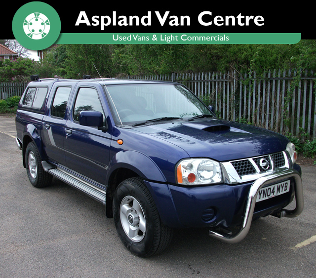 Nissan Navara 2.5 4x4 Pick Up