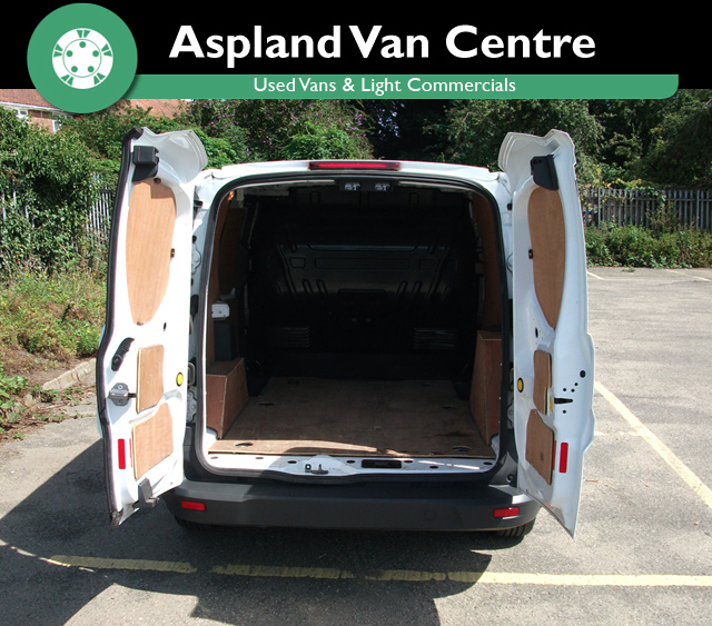 (14) Ford Transit Connect 1.6TDCi L1